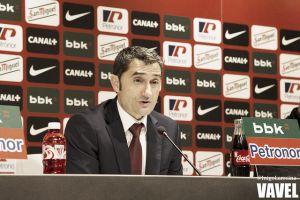 """Valverde: """"Intentaremos afrontar el partido contra el Real Madrid con ilusión"""""""