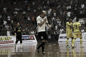 Corinthians quebra sina, vence Assoeva e está na final da Liga Nacional de Futsal