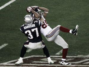 Superbowl XLII: la caída del gigante de New England