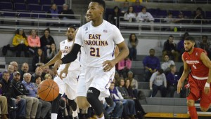 East Carolina Pirates Use Big First Half to Knock off the Stetson Hatters in Las Vegas Invitational