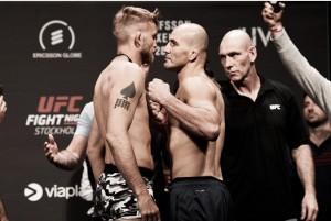 Glover Teixeira encara Alexander Gustafsson no UFC Estocolmo de olho no cinturão