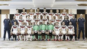 Germany name squad for under-20 World Cup