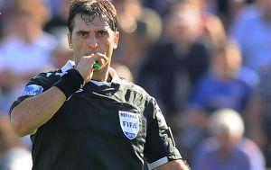 Ubriaco pitará en la final de Copa Sudamericana