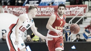 El UCAM Murcia se despide sin premio de Europa