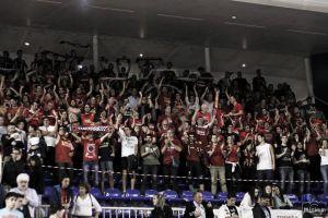 Más de 200 aficionados arroparán al UCAM Murcia en Madrid