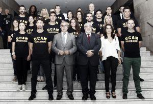 Veinte nuevos deportistas de élite se suman a la UCAM