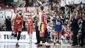 El infierno murciano fuerza el tercer partido al Madrid