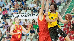 Iberostar Tenerife se lleva una victoria fácil