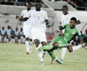 Nigeria fuera, Congo clasificada