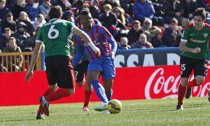 Levante UD - Athletic Club: puntuaciones del Levante UD, jornada 21