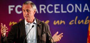 """Cruyff: """"Era normal que las cosas no funcionasen"""""""