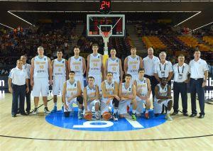 Mondiali Basket Spagna 2014, Girone C : l'Ucraina batte la Rep. Dominicana