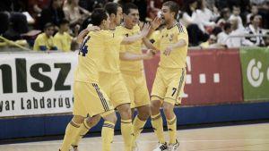 Ucrania buscará el éxito con el bloque del Lokomotiv