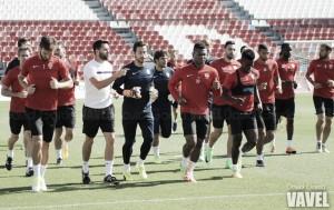 Ojeando al rival del Reus: el Almería, a todo o nada