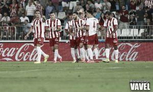El Almería se abona a los lunes