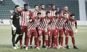 Sensaciones y opciones UD Almería 2018/19: más juego que resultados