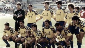 Tomando Málaga en Segunda División B