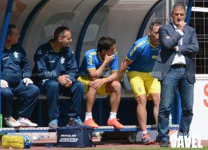"""Paco Herrera: """"Hemos vuelto a ser el equipo de la primera vuelta"""""""