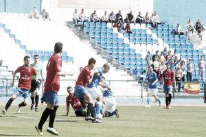 El Melilla sufre en casa para salvar un punto ante La Roda