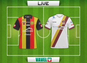 Resultado Partido Leones Negros vs Coras Tepic en vivo  en la Copa MX