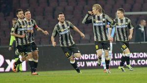 Udinese, aumenta l'ottimismo in vista del Toro