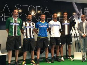 Udinese 2015/16: a remontar el vuelo