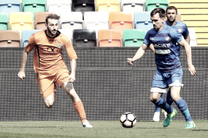 Udinese - Battuta 6-0 la Liventina in vista dello scontro diretto con la Sampdoria