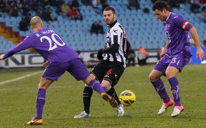 Diretta Udinese - Fiorentina, live della semifinale di Coppa Italia
