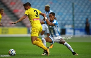 Huddersfield Town 1-2 Udinese: Wagner's Terriers suffer defeat at home