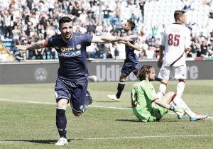 Udinese, dieci partite per cambiare l'annata