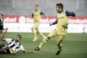 Chievo ed Udinese non si fanno male, finisce 1-1 al Bentegodi