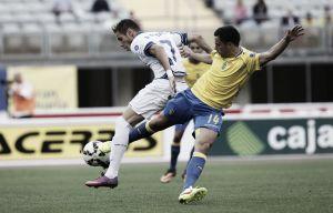 Las Palmas - Llagostera: puntuaciones de Las Palmas, jornada 1