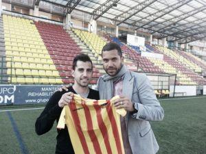 Rubén Martínez se suma al Sant Andreu