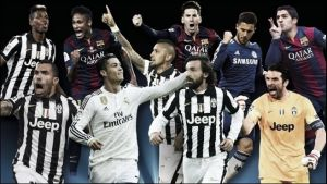 UEFA Best Player in Europe nominees announced