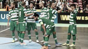 UEFA Futsal Cup: Sporting luta pelo bronze