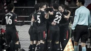 Spartak Moscú – Athletic Club: puntuaciones Athletic Club, ida dieciseisavos UEFA Europa League