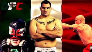 Mexicanos en la UFC
