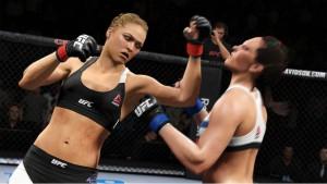 Primeras impresiones del EA UFC 2