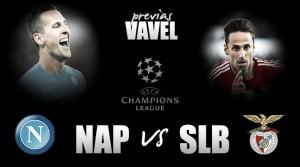 Napoli mira fazer manutenção da liderança do Grupo B contra desfalcado Benfica