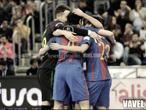 Golpe de autoridad del Barça Lassa