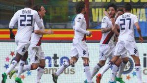 Inter y Cagliari empataron en un partido nefasto