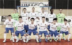 Hormigoneras Umacon dejará de ser patrocinador principal de la AD Sala 10 Zaragoza