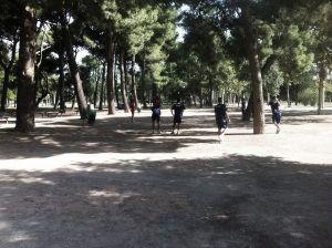 Umacon Zaragoza inicia su pretemporada con siete caras nuevas
