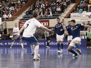 Azkar Lugo - Umacon Zaragoza: disfrutar de la permanencia y asegurar los play off, objetivos prioritarios