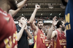 El UCAM Murcia arranca la liga como local y con la vuelta de Ocampo de telón