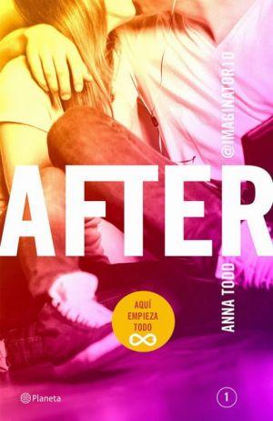 Llega a España 'After', una novela que ha revolucionado la web
