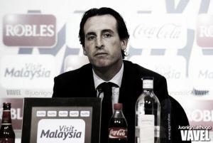 """Emery: """"Todas las competiciones son importantes, no hay partidos prioritarios"""""""