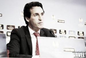 """Emery: """"El Real Madrid va a ser la prueba más dura, pero estamos preparados"""""""