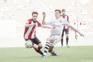 Los errores vuelven a castigar al Bilbao Athletic