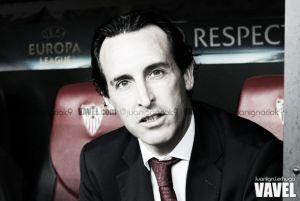 """Emery: """"Seguimos con la ilusión intacta hasta la última jornada de Liga"""""""